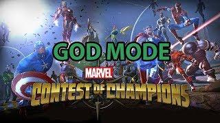 Marvel Şampiyonlar Turnuvası  v15.0.0   GOD MODE  - Android