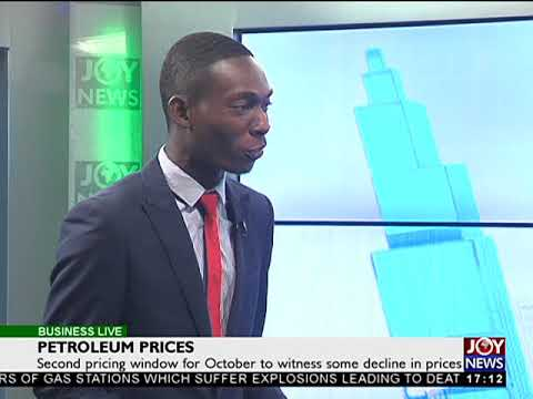 Petroleum Prices - Business Live on JoyNews (16-10-17)
