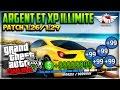 ARGENT ET XP EN ILLIMITE 1.26/1.29 - GTA 5 ONLINE