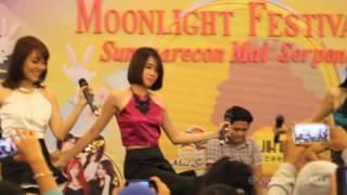 Chibi-Chibi (Mantan Cherrybelle) - Pergi Ke Bulan @ Summarecon Mall Serpong 04-10-15