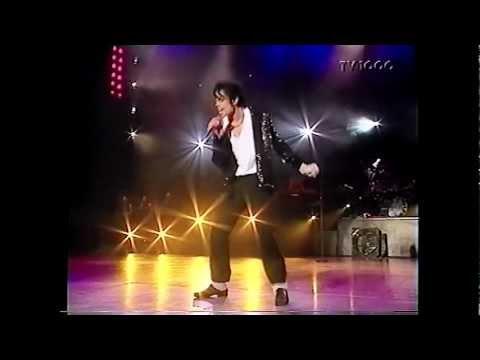 Michael Jackson - Billie Jean Live in Gothenburg 1997 HD 1080p upscale