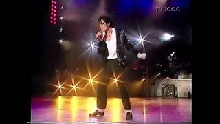 Michael Jackson - Billie Jean Live in Gothenburg 1997 HD 1080p upscale