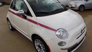 Fiat 500 Pink Ribbon Edition 2012 Videos