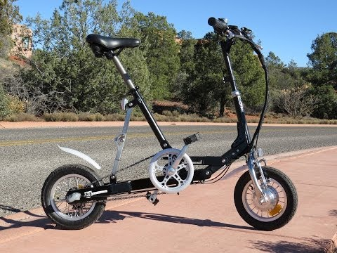 E Mazing Innovations B O B Electric Bike Review Doovi