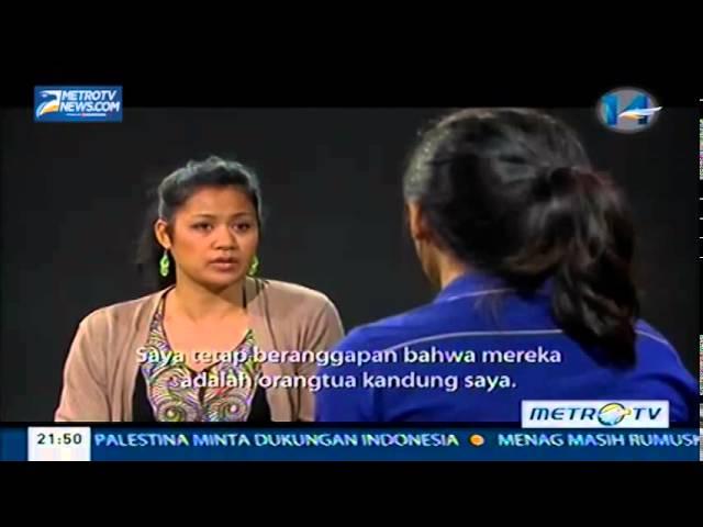 360  Kisah Yulianti yang Mencari Ibu Kandungnya   360   Metrotvnews com