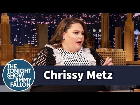 Chrissy Metz Only Had 81 Cents When She Landed Her This Is Us Role