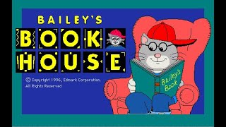 Bailey's Book House PC Gameplay