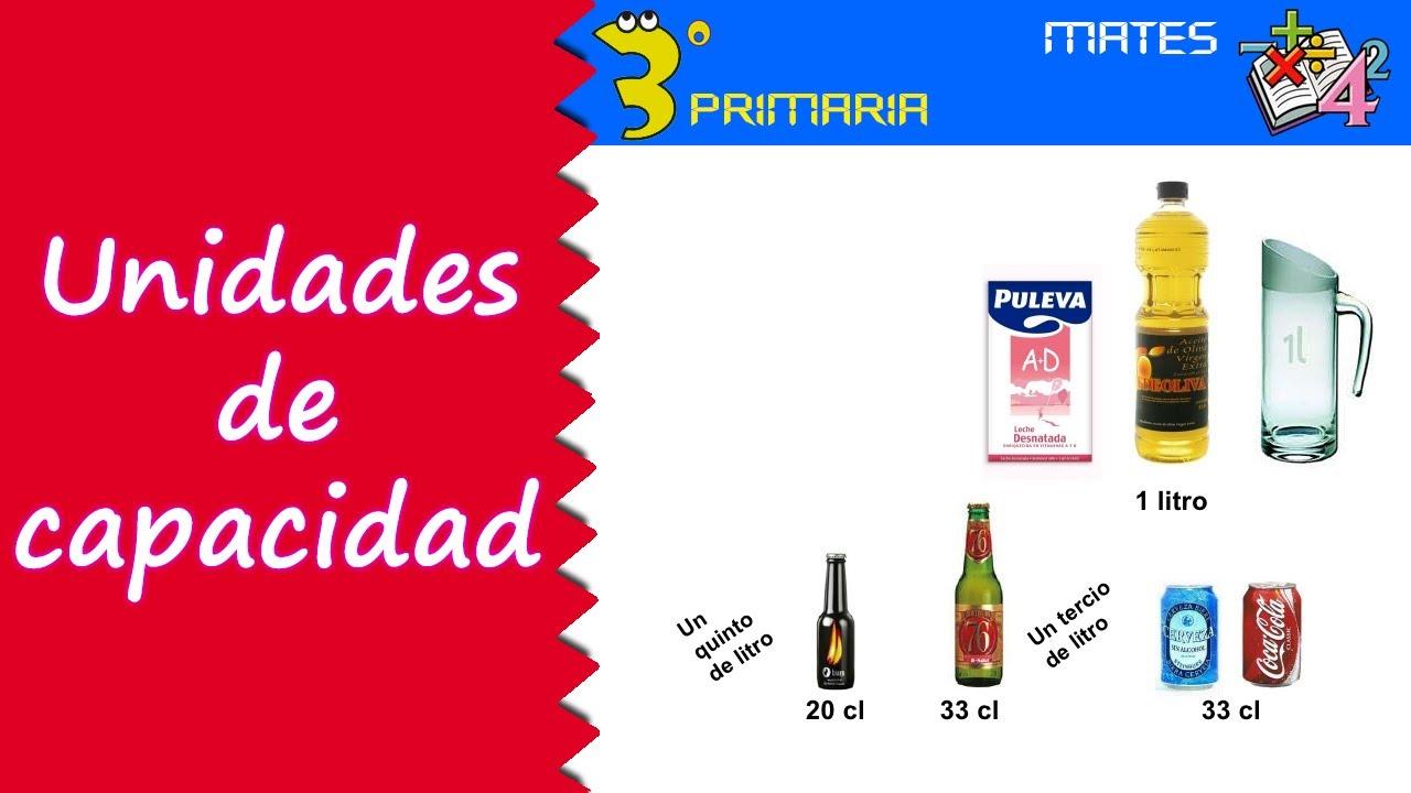 litro medio litro y cuarto de litro ejercicios pdf