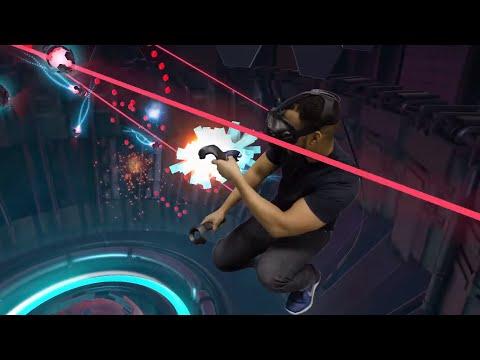 Salon wirtualnej rzeczywistości VR project