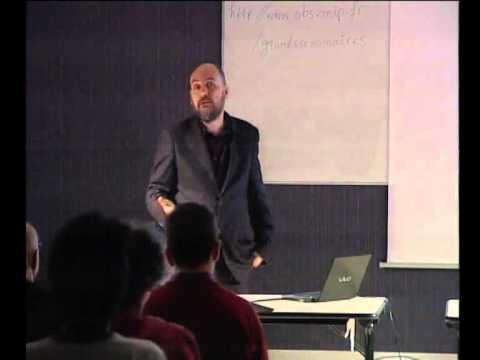 Evolution et créationnismes.( 22 septembre 2009 )