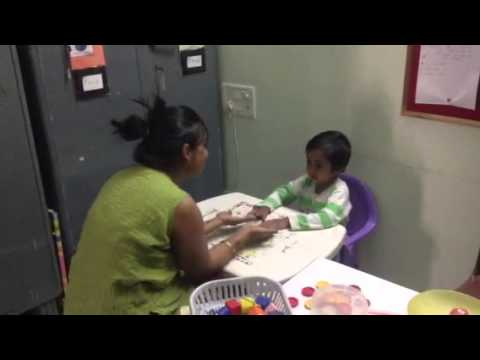 Music Therapy for child with poor eye contact - YouTube