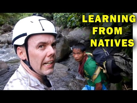 Jungle Trekking with Real Natives