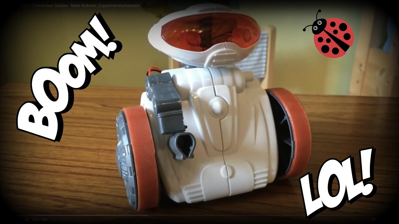 Galileo Mein Roboter MC 4.0 59054 Clementoni