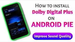 How To Install Arise Sound System On Android