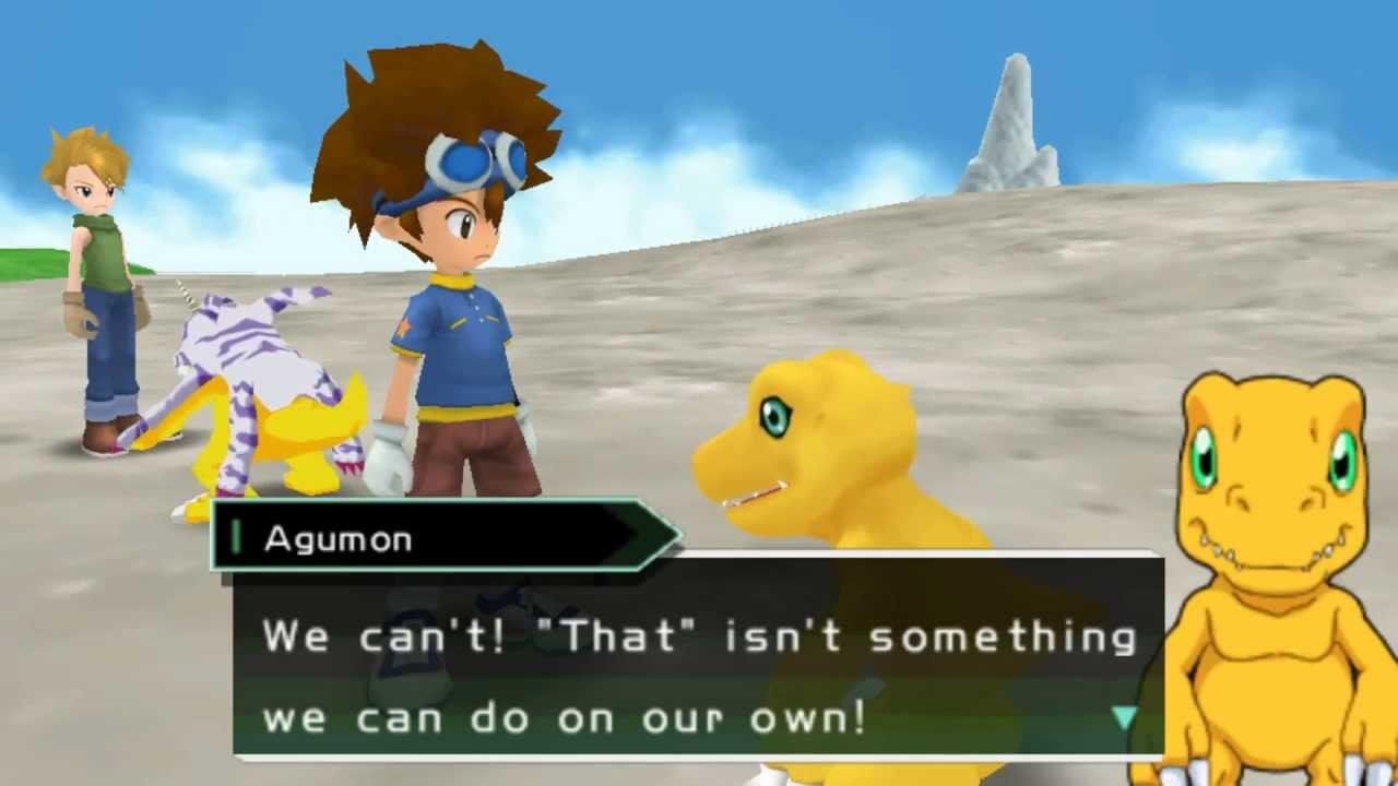 download game digimon adventure psp english