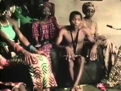 Fela Anikulapo Kuti speak on Africa Music