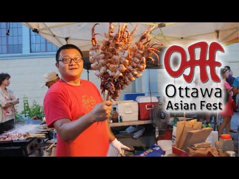 Ottawa Night Market at Lansdowne | Ottawa Asian Fest (July 17-19, 2015)