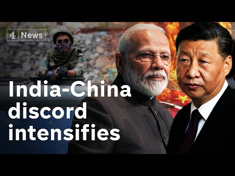 India and China exchange diplomatic protests over clashes at disputed Himalayan border area