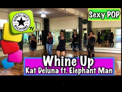 Whine up | Kat Deluna Ft  Elephant man | Zumba®| Sherielyn Ragpala | Choreography | Dance