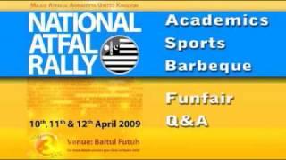 National Atfal Rally 2009