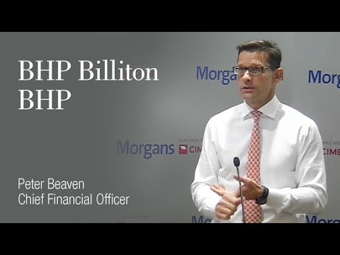 BHP Billiton: Peter Beaven, Chief Financial Officer
