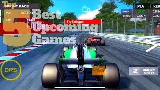 Top 5 Best Upcoming Games for Android
