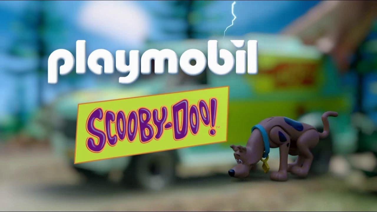 "Musique de la pub Playmobil Scooby-Doo! ""Playmobil en avant les histoires""  2021"
