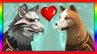 СИМУЛЯТОР ВОЛКА #13 НАШЛИ РЕДКУЮ ВЕЩЬ ИГРЫ Жизни Зверей WildCraft про котят лис собак ДЕТСКИЕ ИГРЫ