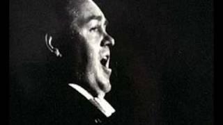 Jussi Björling, Zueignung, Richard Strauss (Live in 1959)