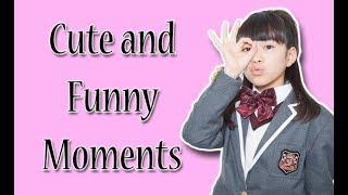 Cute and Funny compilation of Kano Fujihira (藤平華乃) from Sakura ...