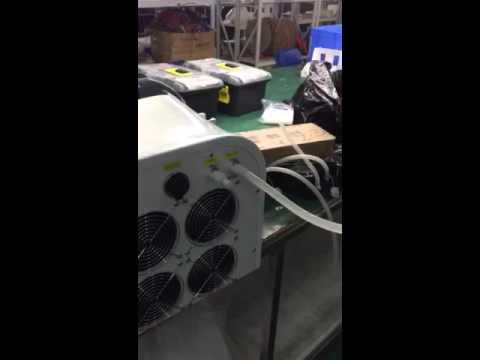 SHR950 portable input water