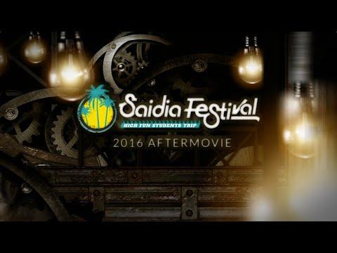 Aftermovie Saidia festival 2016