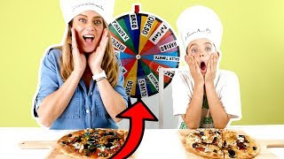 MISTERY WHEEL PIZZA CHALLENGE