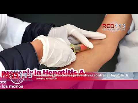 VIDEO Realiza SSM acciones preventivas contra la Hepatitis A