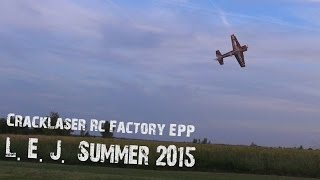 Cracklaser RC Factory - Aeromusical 3D - L.E.J. SUMMER 2015