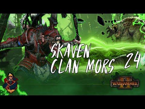 [24] 11,000 SKAVEN CIVIL WAR! - Total War: Warhammer 2 (Skaven) Campaign Walkthrough