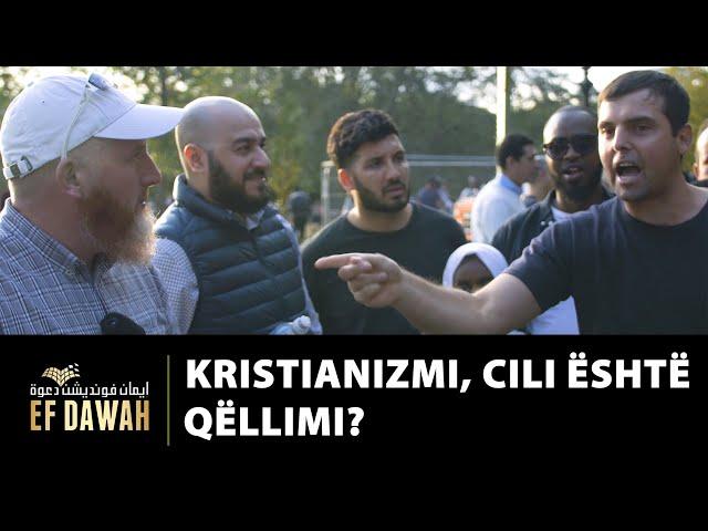 Kristianizmi, cili është qëllimi?   Albanian Subtitles