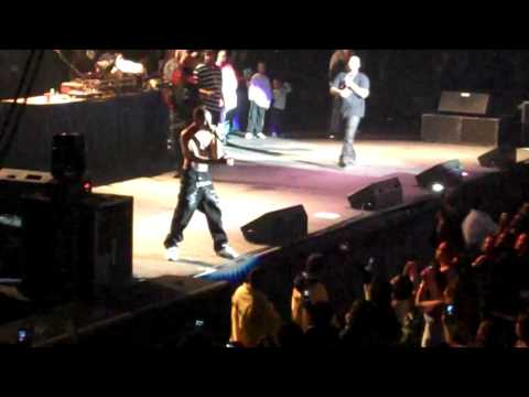 T.I. Performing 'I'm Illy' During Charlotte, NC Concert