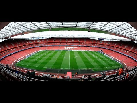 Emirates Arsenal Stadium Tour By Sal64london