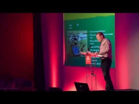 Semex UK Conference 2015 - David Swale, Dairy Farmer, Joylan Farms