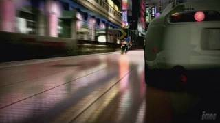 Project Gotham Racing 4 Xbox 360 Gameplay - Gameplay Demo