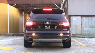 [PROGRESSIVE] Audi Q7 2010 Facelift Conversion - Rear View