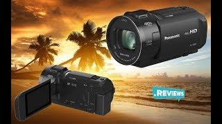 Panasonic HC-V808  (HC-V808EG-K) обзор лучшей камеры за свои деньги.