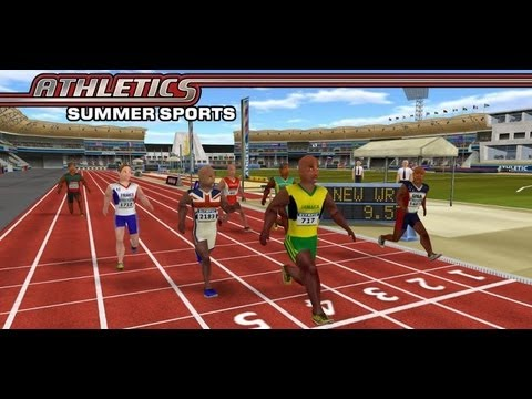 Android Athletics: Summer Sports Free