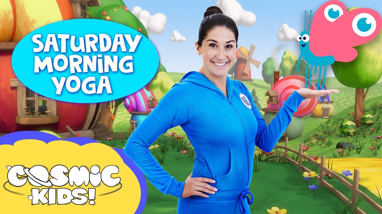 Saturday Morning Yoga Coco The Butterfly And Friends Youtube
