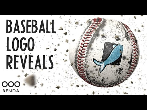 baseball logo reveals after effects template youtube