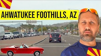 Ahwatukee, Arizona Tour: Moving / Living in Phoenix, Arizona