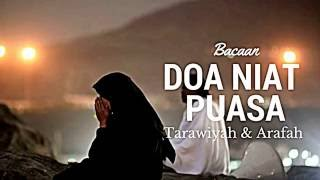 Download Video Bacaan Doa Niat Puasa Tarwiyah dan Arafah MP3 3GP MP4