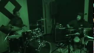 Drum Improv. Paul Goumou & Santiago Morales