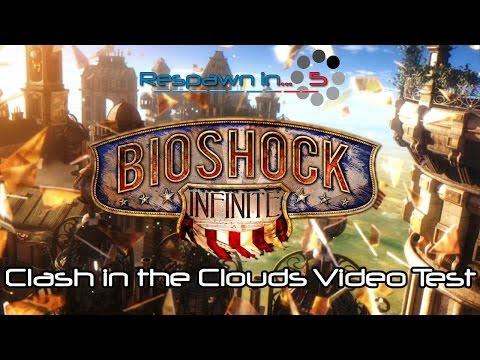 Bioshock Infinite: Clash in the Clouds Test Run   Respawn in... 5  